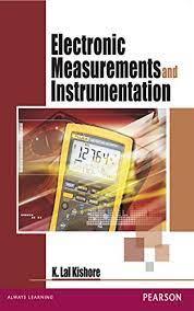 [PDF] Electronic Measurements  Instrumentation By K. Lal Kishore