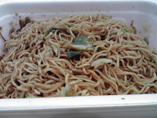 This Soupless Noodle, Yakisoba (Japanese style lo mein) has been one of the best instant noodles in Japan.