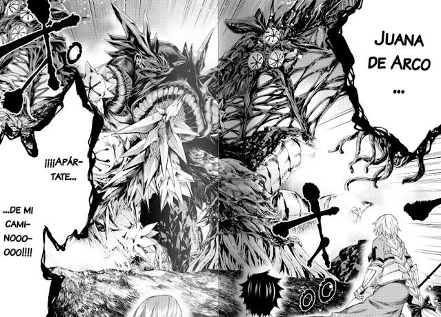 Reseña de Fate/Grand Order ~turas réalta~ vol. 4, de Takeshi Kawaguchi.