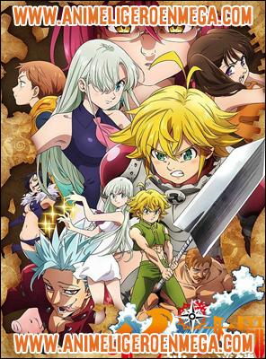 Nanatsu no Taizai Kamigami no Gekirin: Todos los Capítulos (02/??) [Mega - MediaFire - Google Drive] TV - HDL