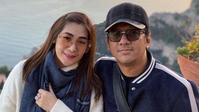 Andre Melaporkan Instagram Milik Istrinya Dihack ke Polda Metro Jaya