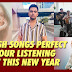4 Fresh Songs Perfect for Your Listening Habit This New Year