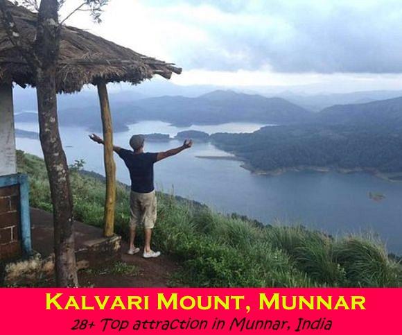 Kalvari Mount Munnar