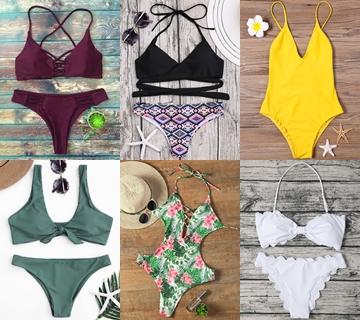 kostium kąpielowy - azjatycka strona a sieciówka