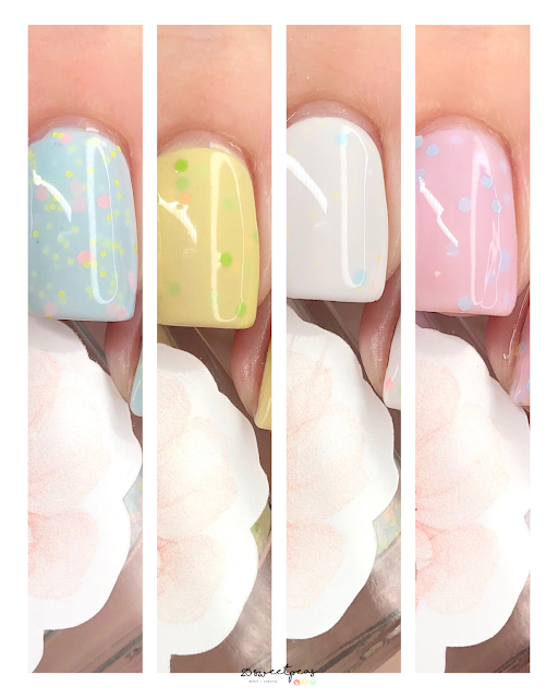 My Stunning Nails Spring Bouquet Collection