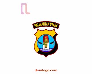 Logo Polda Kaltara Vector Format CDR, PNG