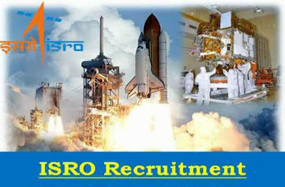 ISRO Technician B, Draughtsman B & Technical Asst Online Form 2019
