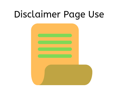 What is Disclaimer page and Why It is Required for website