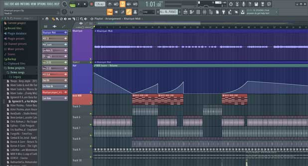 Digital Audio Workstation (DAW) क्या है?