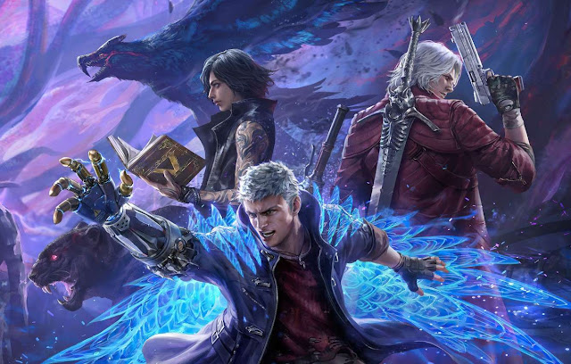 devil may cry 5ps4