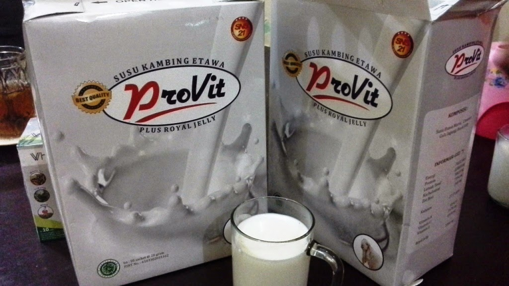 Jual Susu Provit Bangli Kecamatan Kintamani , 082130077000 - Kami menjual susu kambing etawa provit yang di produksi oleh PT Laba Asia Foods dan di pasarkan secara ekslusif oleh PT Sukses Nusantara Sakti 21 ( SNS21 ).   Banyaknya permintaan susu kambing etawa provit di Belantih Kintamani kabupaten Bangli provinsi Bali membuat kami memberikan layanan pengiriman ke kota / kabupaten Bangli dengan ekspedisi yang secara khusus sudah bekerja sama dengan kami.   Hal ini kami lakukan karena belum adanya agen kami di Belantih sehingga jika Bapak / Ibu berkenan menjadi agen kami , akan sangat berpeluang untuk mendapatkan pelanggan yang cukup banyak.