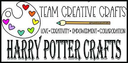 Team Creative Crafts Harry Potter