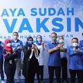 Di Tengah Isu Vaksin Berbayar, PAN Berikan Vaksinasi Gratis untuk Masyarakat