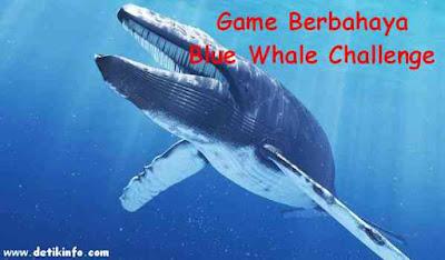 Permainan Blue Whale Challenge Berbahaya dari Rusia