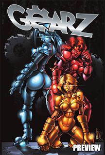 Gearz - Cover