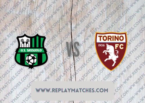 Sassuolo vs Torino -Highlights 17 September 2021