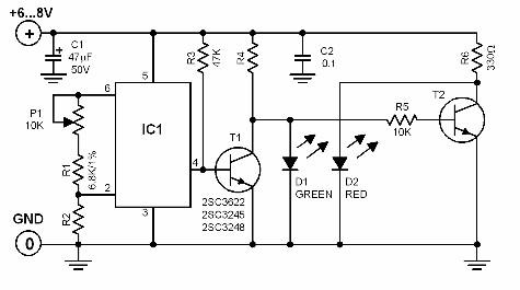 thermonitor-circuit-diagrams