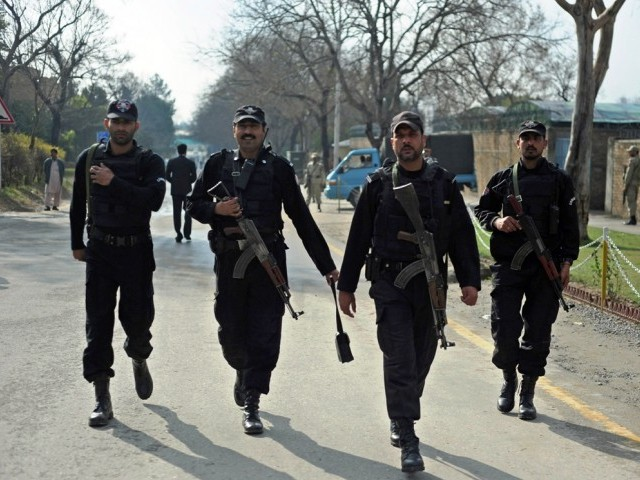 Six US nationals were detained by the Islamabad police