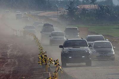 Pemerintah Buka 237 Km Jalan Tol Fungsional untuk Pemudik