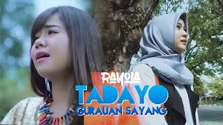 Lirik Lagu Tadayo Gurauan Sayang - Rayola