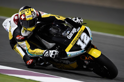 Hasil Lengkap Latihan Bebas 1 Moto2 Losail, Qatar 2016