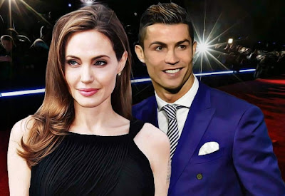 ronaldo angelina jolie movie
