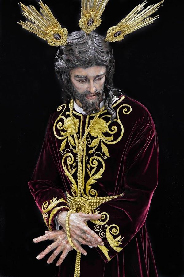 El Señor del Soberano Poder de San Gonzalo repuesto al culto