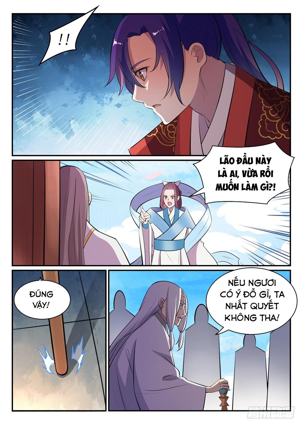 Bách Luyện Thành Thần chap 471 - Trang 11