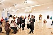 """A tegnap nyílt meg az """"Egy kalap alatt"""" címet viselő nemezkalap kiállítás"""