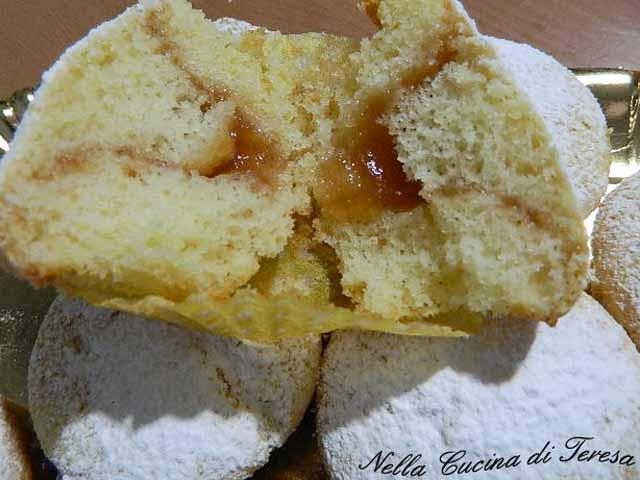 Nella cucina di teresa muffin strudel - Nella cucina di teresa ...