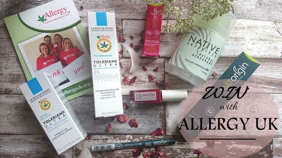 Allergy Awareness, Allergy UK, Skin intolerances, Giveaway, Win, The Style Guide Blog