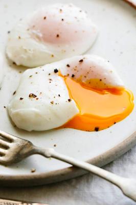 Breakfast Poached Eggs
