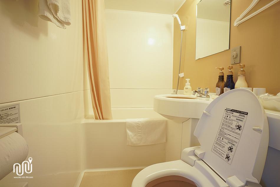 โรงแรม Hotel Sunroute Sapporo ที่พักราคาไม่แพง ใกล้สถานี Jr Sapporo