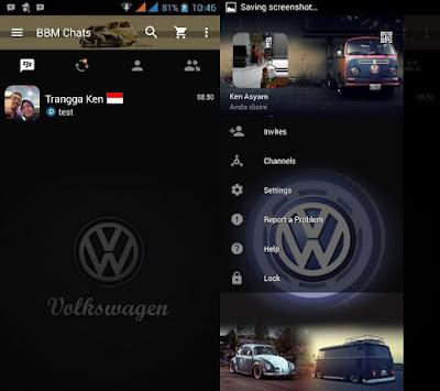 BBM Mod Volkswagen