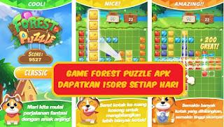 Forest Puzzle APK Game Penghasil Saldo Dana