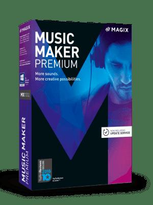 MAGIX Music Maker Box Imagen