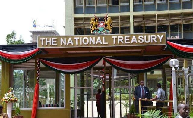 National Treasury Kenya