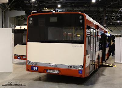 Solaris Urbino 12, PKM Sosnowiec, SilesiaKOMUNIKACJA 2017