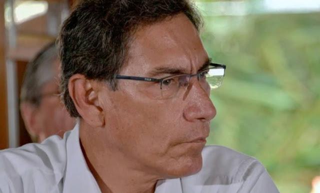Fiscalía pide 18 meses de prisión preventiva para Vizcarra