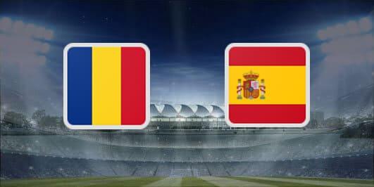مباراة اسبانيا ورومانيا بتاريخ 18-11-2019 التصفيات المؤهلة ليورو 2020