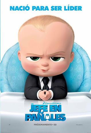 The Boss Baby 2017 WEB-DL1080P DESCARGAR