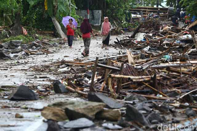 Tsunami di kawasan Selat Sunda ternyata sudah diramalkan dalam hasil penelitian BPPT. Namun, banyak yang tak percaya hasil penelitian itu. Bahkan lembaga penelitinya sempat hendak dipolisikan.