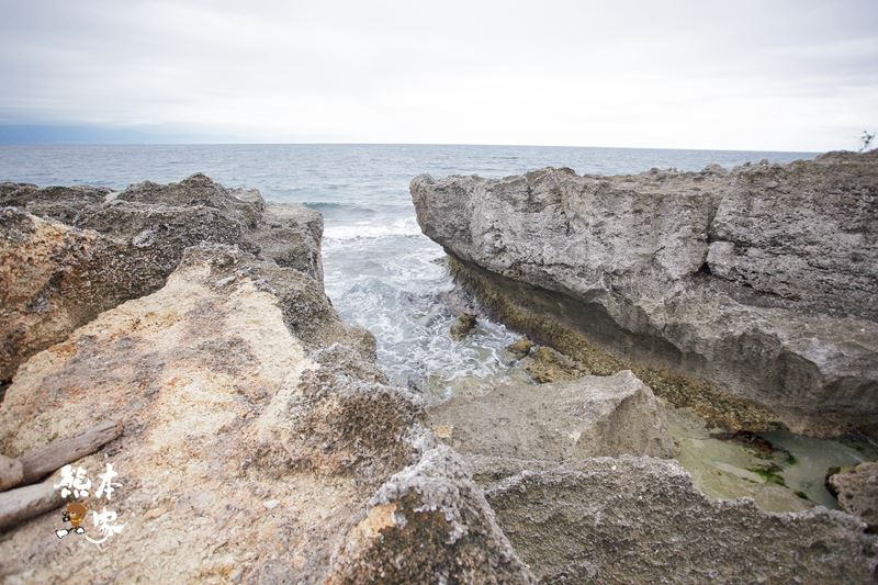 龍蝦洞|比墾丁小峇里島小一號的秘境|小琉球美麗卻危險的景點|小琉球秘境