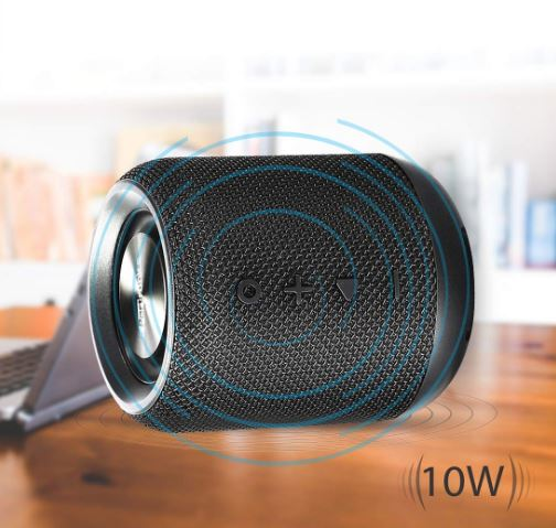 39% Discount On Portronics SoundDrum 4.2 Stereo Speaker
