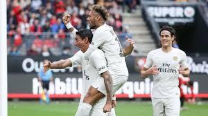 مشاهدة مباراة باريس سان جيرمان ورين بث مباشر اليوم 18-8-2019 في الدوري الفرنسي
