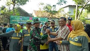 Sub 14-22 Meriahkan Bandung Menanam Bersama Kecamatan Bandung Kidul