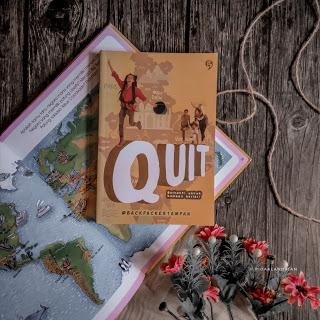 Review Buku Quit Backpackertampan