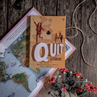 Review Buku Quit Backpackertampan