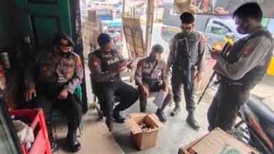 Polisi Razia Puluhan Liter Ciu dan Berbagai Miras di Banjarnegara