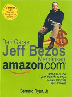 Dari Garasi Jeff Bezos Mendirikan Amazon.com